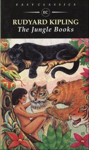 the jungle books, ec - bog