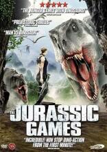 the jurassic games - DVD