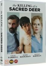 the killing of a sacred deer - DVD