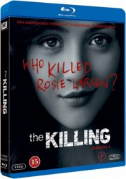 the killing - sæson 1 - Blu-Ray