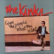 the kinks - give the people what they want  - Re-Release
