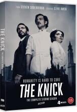 the knick - sæson 2 - hbo - DVD