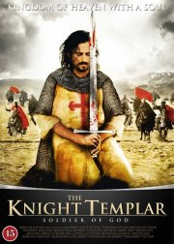 the knight templar - DVD
