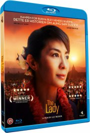 the lady - Blu-Ray