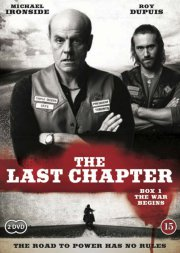 the last chapter - boks 1 - the war begins - DVD