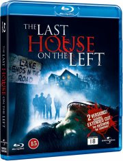 the last house on the left - Blu-Ray