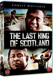 the last king of scotland - DVD