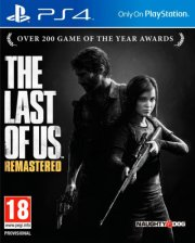 the last of us - remastered (nordic) - PS4