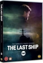 the last ship - sæson 4 - DVD