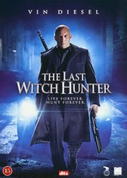 the last witch hunter - DVD