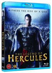 the legend of hercules - Blu-Ray