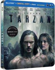 the legend of tarzan  - Blu-Ray Steelbook