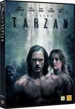 the legend of tarzan - DVD