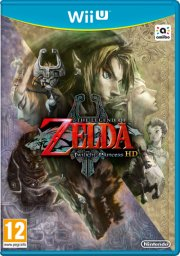 the legend of zelda: twilight princess hd - wii u