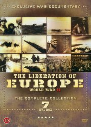 the liberation of europe - world war 2 - DVD