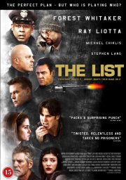 the list - the perfect plan - but who is playing who? - DVD