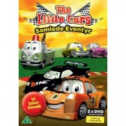 the little cars - samlede eventyr - DVD