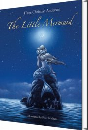 the little mermaid - bog