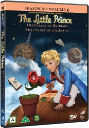 den lille prins - sæson 2 - vol. 6 - DVD