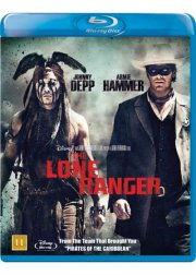 the lone ranger - Blu-Ray