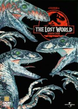 the lost world - jurassic park - DVD