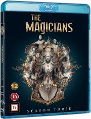 the magicians - sæson 3 - Blu-Ray