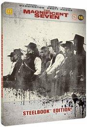 the magnificent seven - steelbook - Blu-Ray
