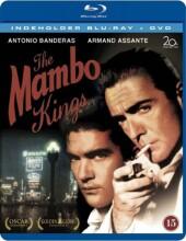 the mambo kings  - BLU-RAY+DVD