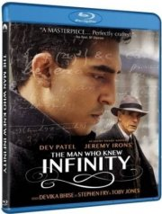 the man who knew infinity - Blu-Ray