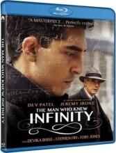 the man who knew infinity - Blu-Ray