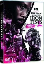 the man with the iron fists 2 - DVD