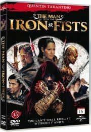 the man with the iron fists - DVD