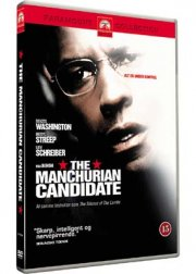 the manchurian candidate  - HD-DVD