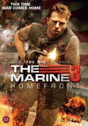 the marine 3: homefront - DVD