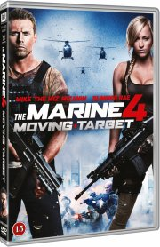 the marine 4: moving target - DVD