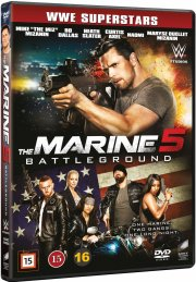 the marine 5 - battleground - DVD