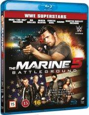 the marine 5 - battleground - Blu-Ray