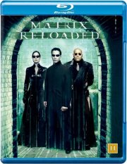 the matrix reloaded - Blu-Ray