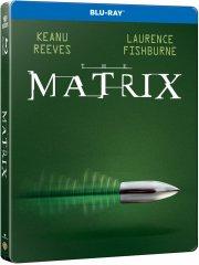 the matrix - steelbook - Blu-Ray