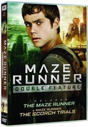 the maze runner // the maze runner 2 - infernoet - DVD