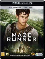 the maze runner - 4k Ultra HD Blu-Ray