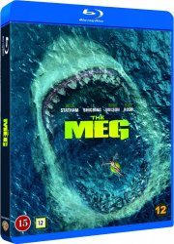 the meg - Blu-Ray
