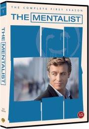 the mentalist - sæson 1 - DVD