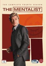 the mentalist - sæson 4 - DVD