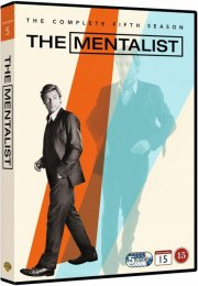 the mentalist - sæson 5 - DVD