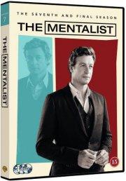 the mentalist - sæson 7 - DVD