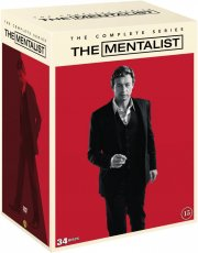 the mentalist - the complete series - sæson 1-7 - DVD
