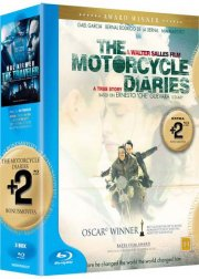 the motorcycle diaries // the hunting party // crouching tiger hidden dragon - Blu-Ray