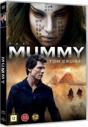 the mummy - 2017 - DVD