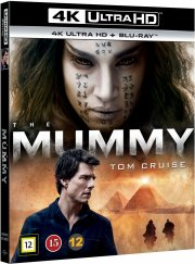 the mummy - 2017 - 4k Ultra HD Blu-Ray